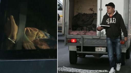 México sangriento: ayer 17 calcinados en Sinaloa, hoy 20 cadáveres en Jalisco