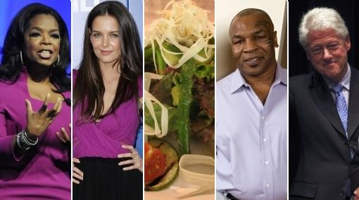 ¿Qué tienen en común Oprah Winfrey, Katie Holmes, Mike Tyson y Bill Clinton?