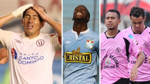 Cuarto cupo de la Sudamericana 2012 no se ganará en el torneo 2011