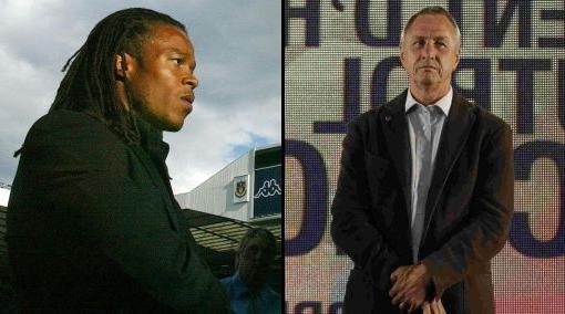 Davids espera que Johan Cruyff se disculpe por sus palabras racistas