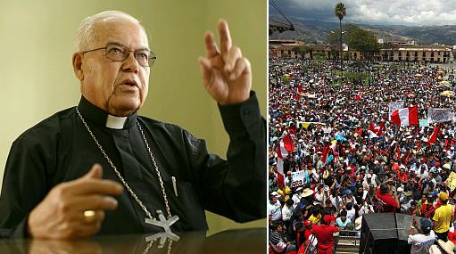 """Bambarén pidió a Cajamarca """"verdadero diálogo para solucionar protesta"""""""