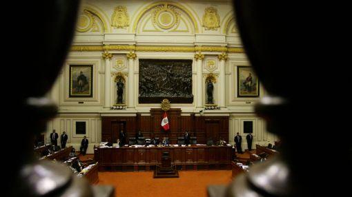 Reservadas y secretas serán las sesiones de megacomisión que investigará gobierno de García