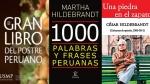 Estos son los libros más vendidos de la Feria del Libro Ricardo Palma - Noticias de hugo coya