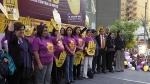 Mujeres marcharon exigiendo tipificar al feminicidio como delito penal - Noticias de nicole garcia