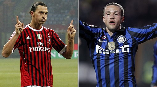 Milan aplastó por 4-0 al Chievo de Cruzado con dos goles de Ibrahimovic