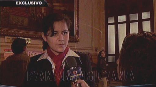 Hija de Nancy Obregón habría sido contratada en el Congreso de forma irregular