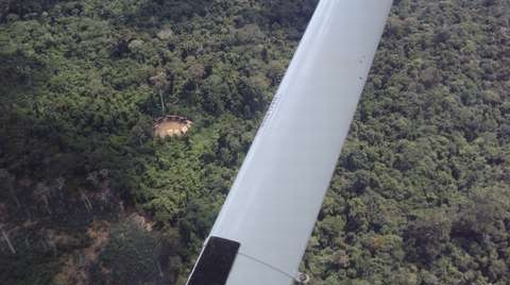 Yanomami, una tribu aislada en la Amazonía captada en imágenes