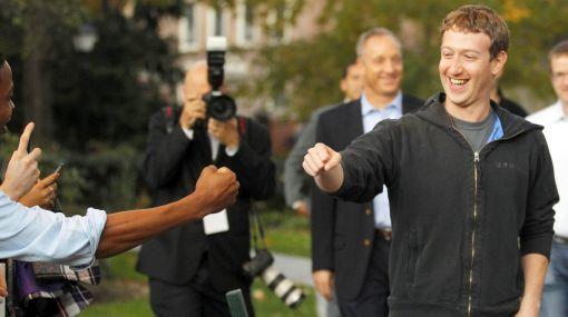 Facebook planea salir a bolsa en el segundo trimestre del 2012