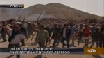 Enfrentamiento por terreno en Manchay dejó un muerto - Noticias de comisario de el agustino