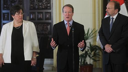 EE.UU. ofreció US$32 mlls. al Perú para lucha contra el narcotráfico