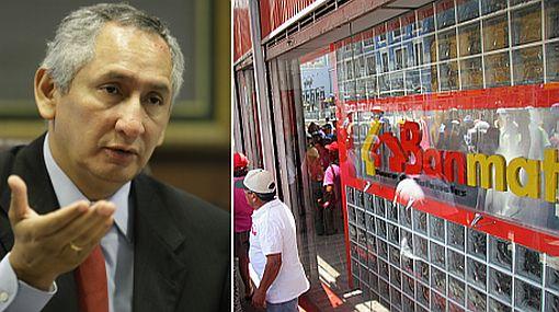 Gobierno dará créditos a familias para construcción pese a crisis del Banmat