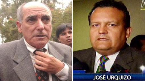 """Urquizo sobre Tapia: """"Si hace una denuncia debe tener fundamento"""""""