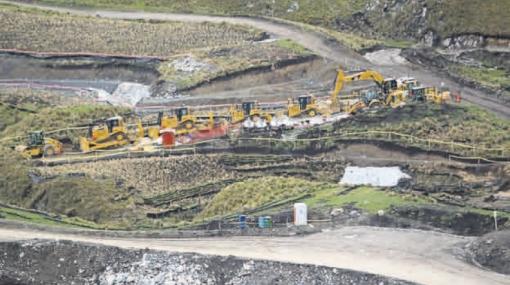 Suspensión de Conga impactará en nuestra economía: efectos se sentirán en 2012