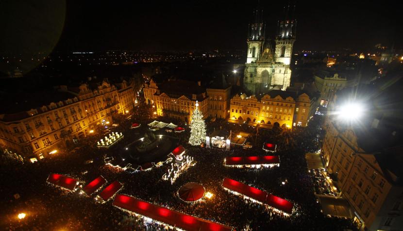 Así se vive la Navidad en todo el mundo