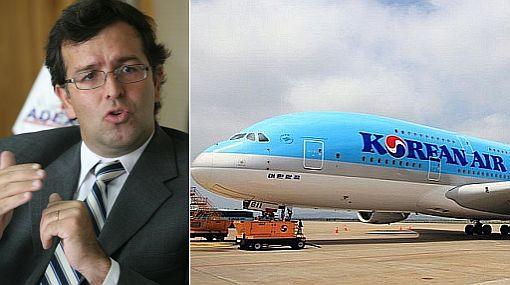 CADE 2011: Korean Air comenzará a operar la próxima semana en el Perú