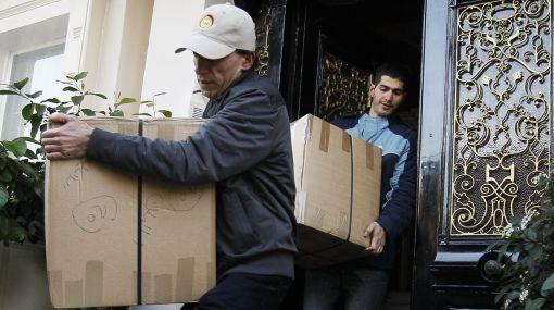 Diplomáticos iraníes evacuaron la embajada en Londres