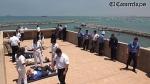 Simulacro: más de 150 muertos habría dejado terremoto y tsunami en La Punta - Noticias de pio salazar