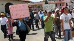 Violencia en Cajamarca: cinco comuneros y tres policías resultaron heridos - Noticias de abraham laguna