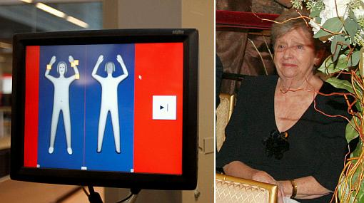 Anciana denunció que la obligaron a desnudarse en aeropuerto de NY