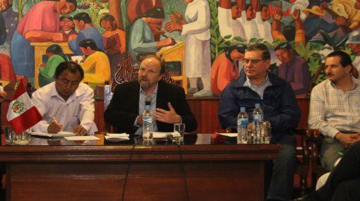 Diálogo en Cajamarca: autoridades plantean nuevo EIA para Conga