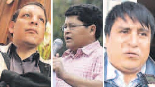 ¿Quiénes son los otros personajes detrás del conflicto en Cajamarca?