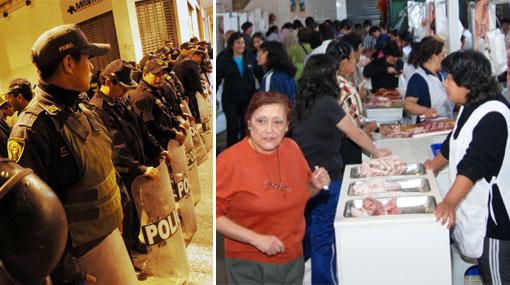 Cajamarca despertó en tensa calma tras declaratoria de estado de emergencia