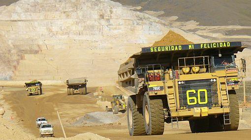 El BCR preocupado por falta de inversión minera