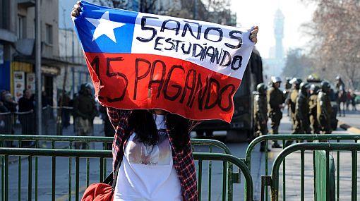 Sistema educativo chileno fomenta la desigualdad, denunció la Unesco