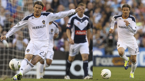 Beckham no quiere ser entrenador por mala experiencia en Sudáfrica 2010