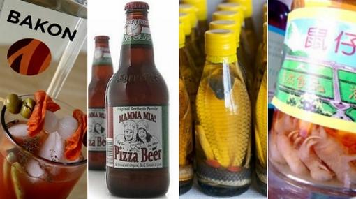 Las 10 bebidas alcohólicas más desagradables del planeta