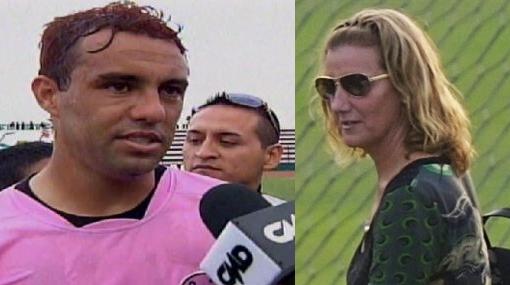 """Presidenta del Boys: """"Leandro Franco llegó lesionado y así podía jugar"""""""