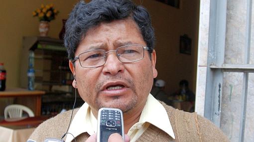 """Wilfredo Saavedra: """"Apostamos por el triunfo electoral de Ollanta Humala"""""""