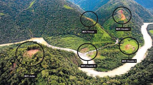 Fuerzas Armadas dejaron cinco bases antiterroristas en Vizcatán