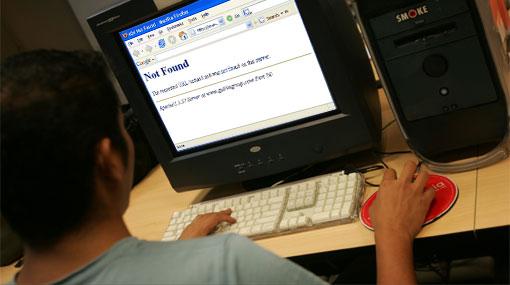 Arequipa, Apurímac, Moquegua, Puno y Tacna tienen problemas con Internet