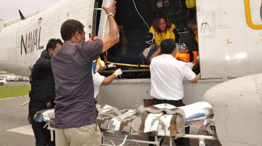 Accidente en una embarcación pesquera dejó un muerto