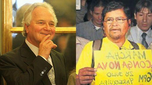 """Eguiguren consideró """"excesivo"""" tiempo de detención de Wilfredo Saavedra"""