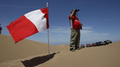 Pilotos peruanos ya se encuentran en Buenos Aires para el Dakar 2012