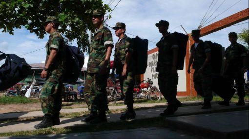 Personal del servicio militar tendrá aumento en asignación económica