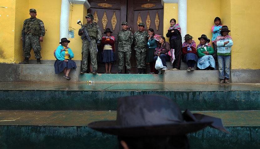 FOTOS: Huachocolpa, la sombra del VRAE que vive olvidada por el Estado