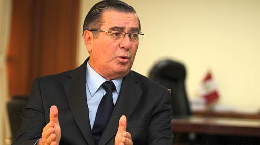 Óscar Valdés es el nuevo primer ministro del presidente Humala