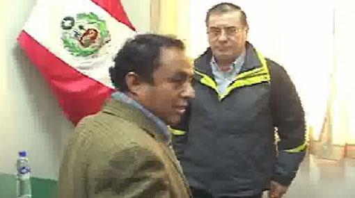 Gregorio Santos envió carta a PCM pidiendo levantamiento de estado de emergencia
