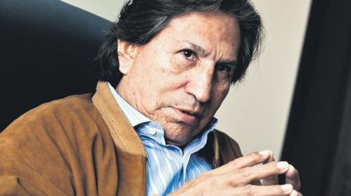 "Toledo sobre ministro Calle: ""Humala tendrá que explicar su nivel de congruencia"""