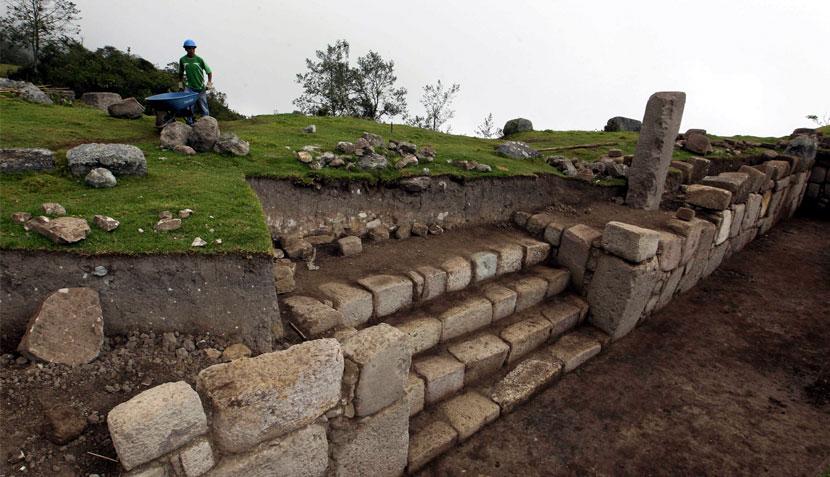 FOTOS: Poro poro, el templo preinca que rinde culto al agua en Cajamarca