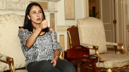 55% de peruanos rechaza posible candidatura de Nadine Heredia el 2016