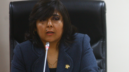 Congresista de Gana Perú Ana Jara será la nueva ministra de la Mujer