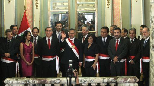 Estos son los ministros que conforman el gabinete de Óscar Valdés Dancuart