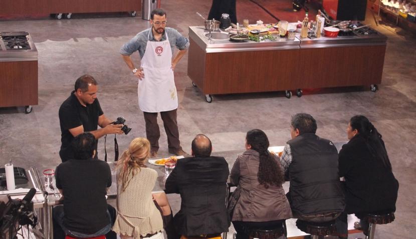 Lo que no se vio de la gran final de Master Chef Perú