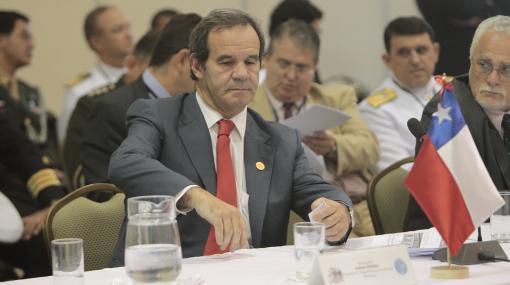 El Perú responde a Chile tras frases de ministro de Defensa