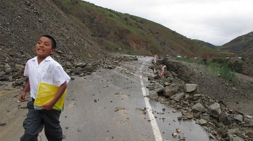 Vías de Cajamarca serán rehabilitadas con inversión de S/. 2.168 millones