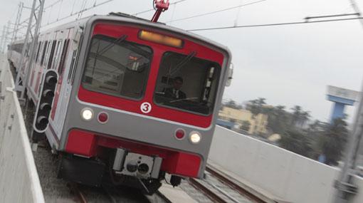 Región Lima inició conversaciones para tren eléctrico Barranca-Cañete